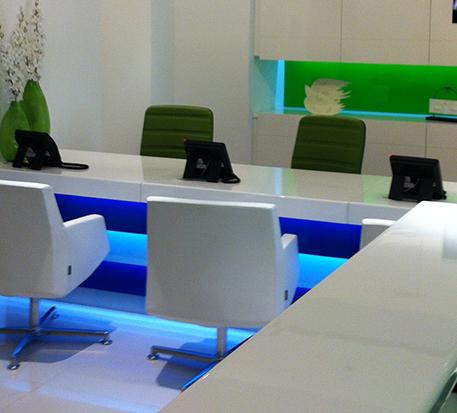 Commercial interior design company in Dubai