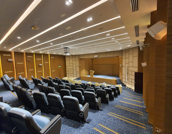 Securities & Commodities Authority Auditorium