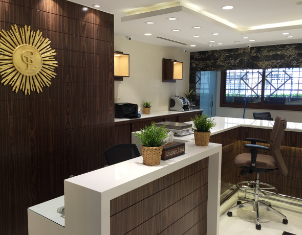 Golden Line Jewellery Offices